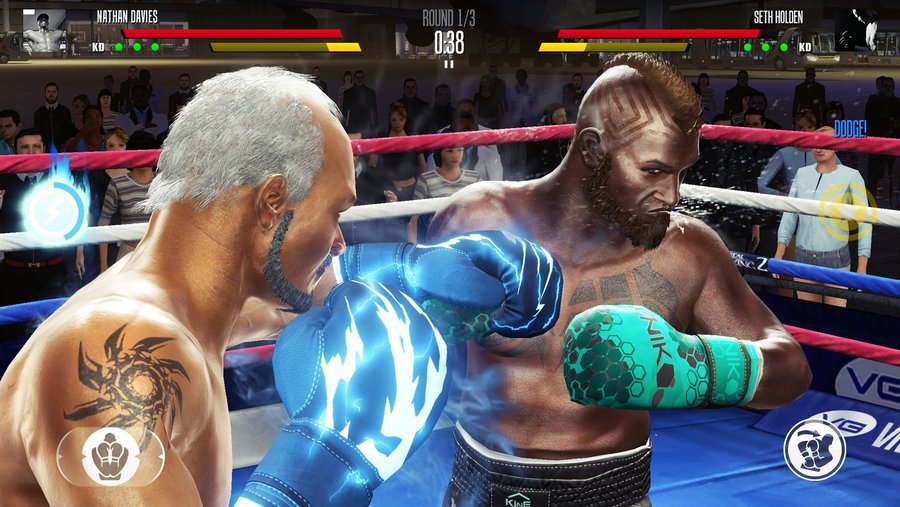 Real Boxing 2 becomes official game of Rocky spin-off movie Creed, out this month
