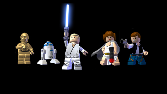 New PSP shots and details transmitted on LEGO Star Wars II: The Original Trilogy