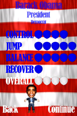 Obama Trampoline too controversial for Apple's App Store