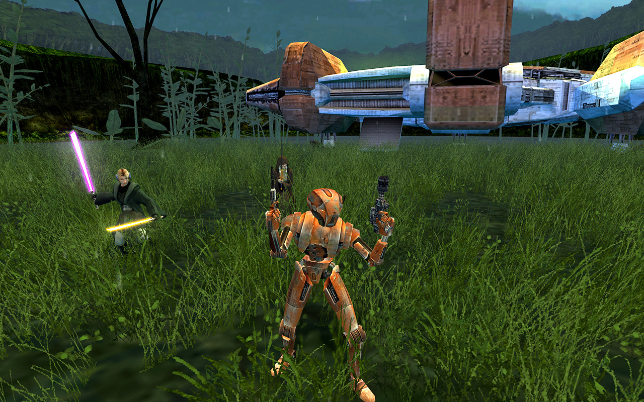Knights of the Old Republic II could come to Android and iOS if you want it enough