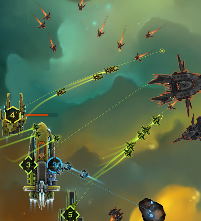 Free-to-play tower defence game Strikefleet Omega coming this Thursday to iOS and Android