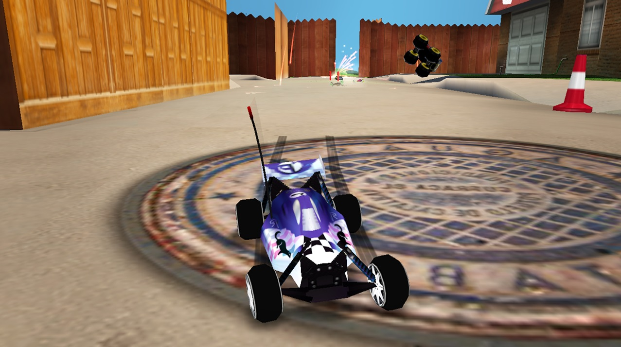 Re-Volt 2: Multiplayer steers competitive, F2P RC racing onto Android