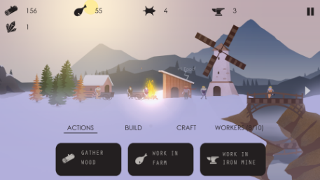 Survive the night and lead a tribe in The Bonfire: Forsaken Lands as it finally reaches Android