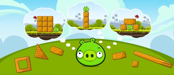 Rumour: Rovio to add a level creator to Angry Birds