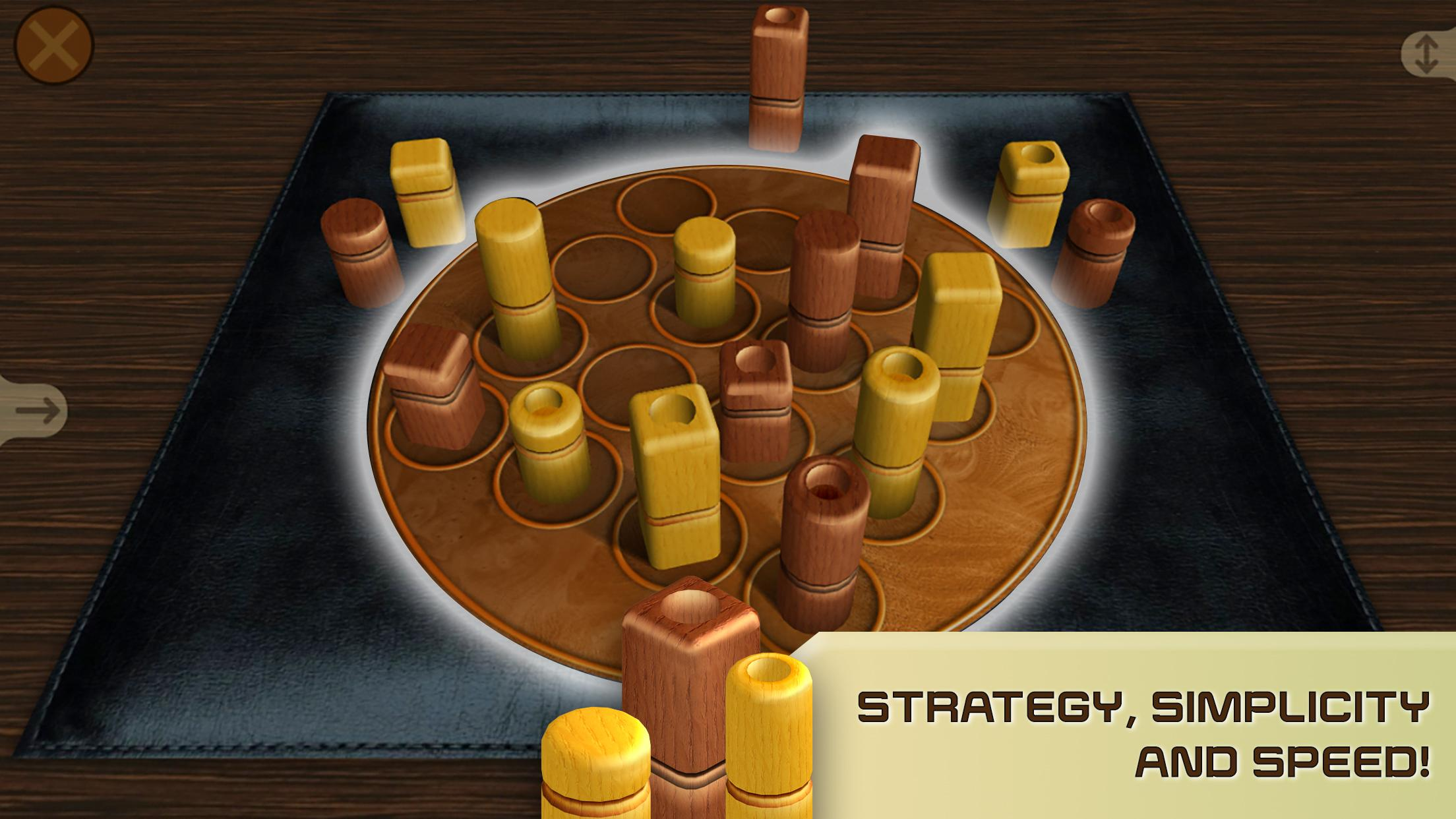 Snatch victory from your opponents' hands now that Quarto has dropped on iOS and Android