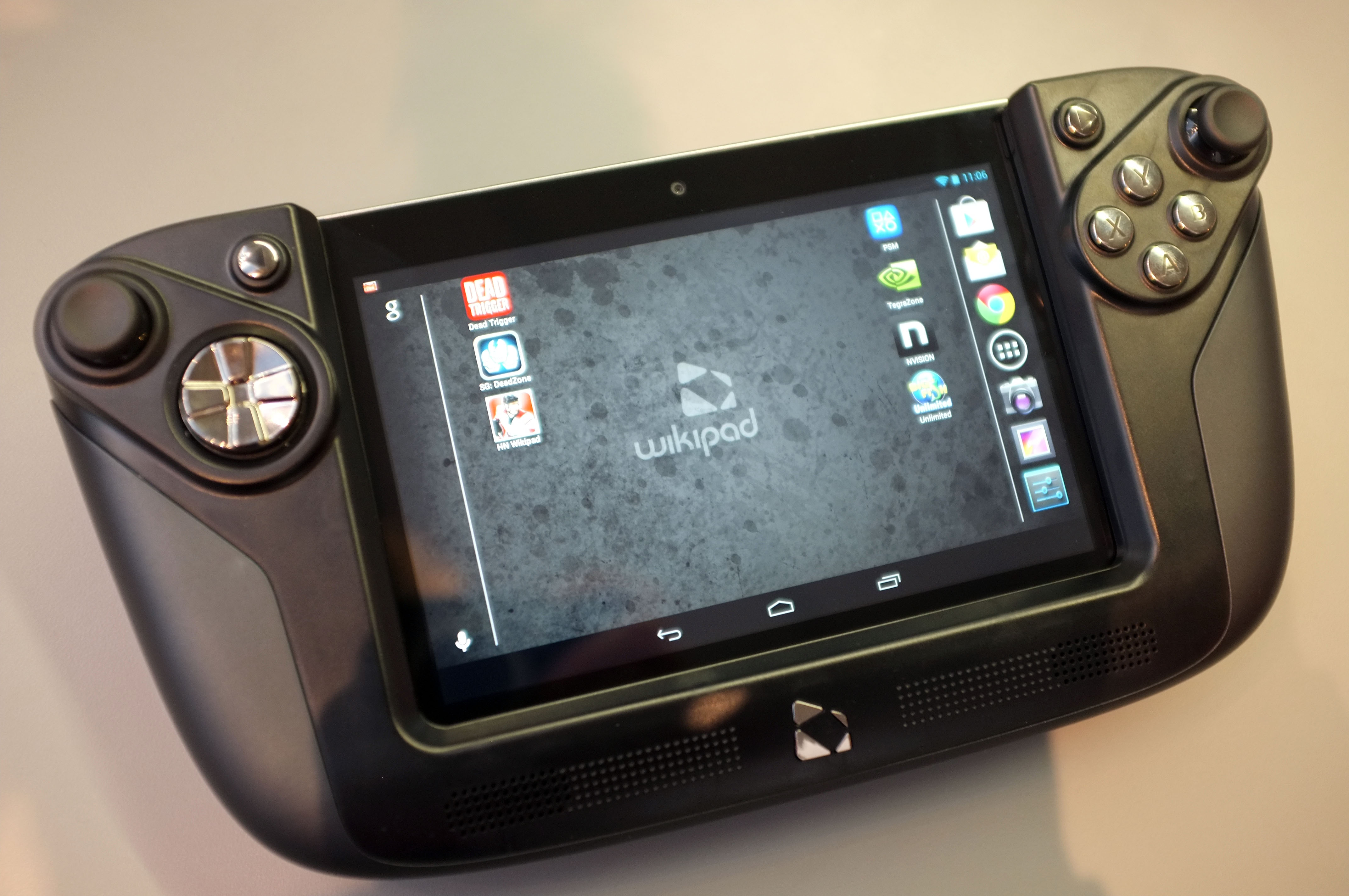 $249 Wikipad Android unconsole launches 11 June in US
