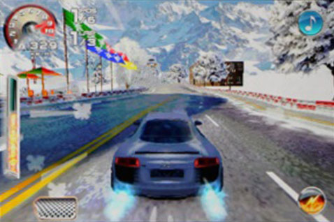 Asphalt 5 gets iPhone 4 Retina display update