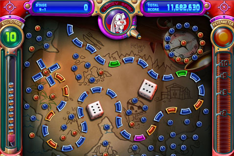 iPhone Peggle slated for early May