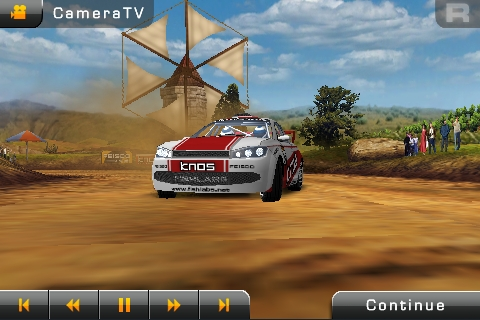 Rally Master Pro official iPhone trailer revealed