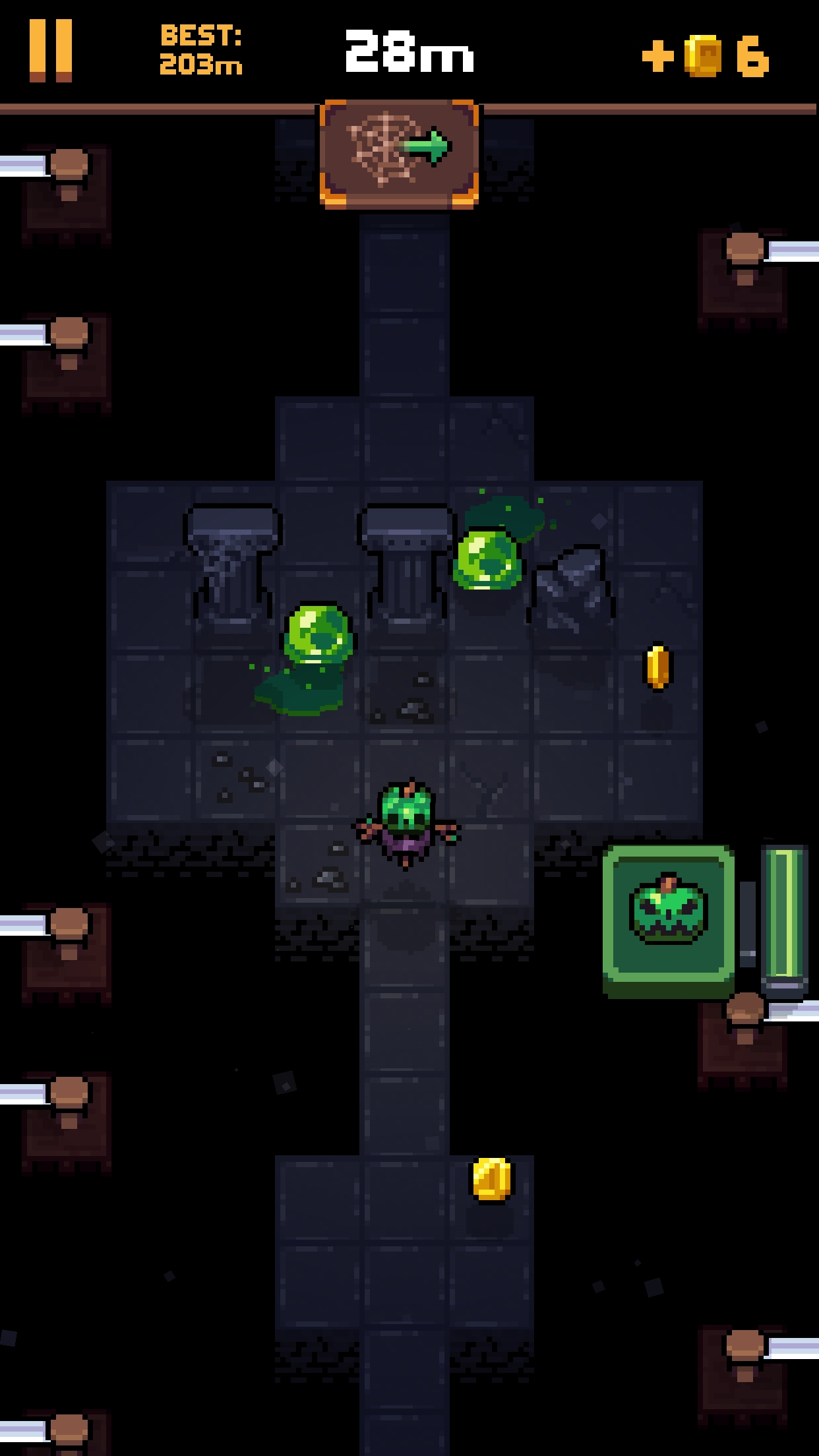 Redungeon - I'd let you Redungeon me any time, pal