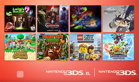 Get a free 3DS game for registering your purchases with Nintendo's 'So Many Games!' Promotion