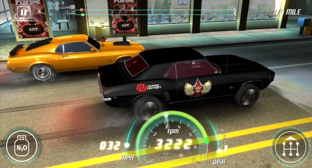 Creative Mobile unveils super-fast, super-shiny next-gen drag racer Nitro Nation