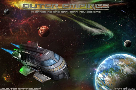 iPhone MMO Outer Empires update to give power to the players