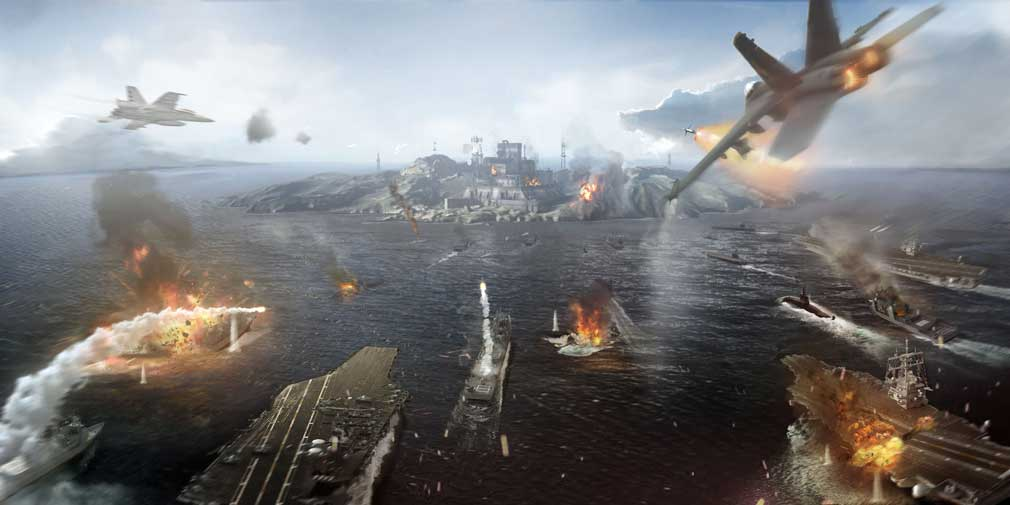 First impressions: we take an in-depth look at Gunship Battle: Total Warfare