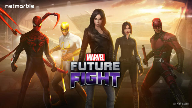 Jessica Jones invades Marvel Future Fight and Marvel Contest of Champions