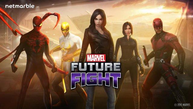 Jessica Jones invades Marvel Future Fight and Marvel Contest of Champions