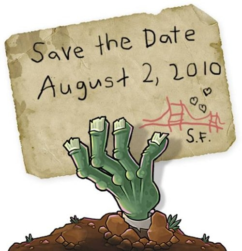 PopCap teases Plants vs Zombies 2 with undead August event