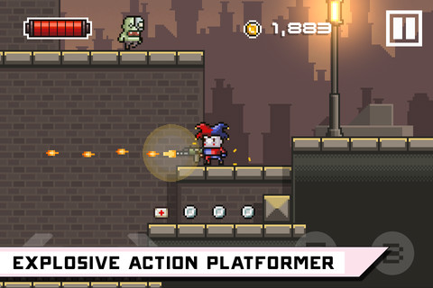 Ravenous Games's action-platformer Random Heroes to materialise on iOS tomorrow