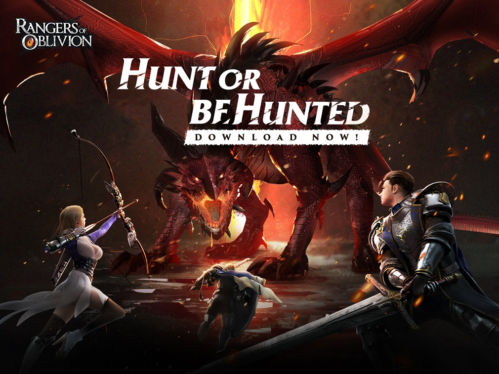 Hunt huge monsters or die trying in Rangers of Oblivion, brand new to Android and iOS