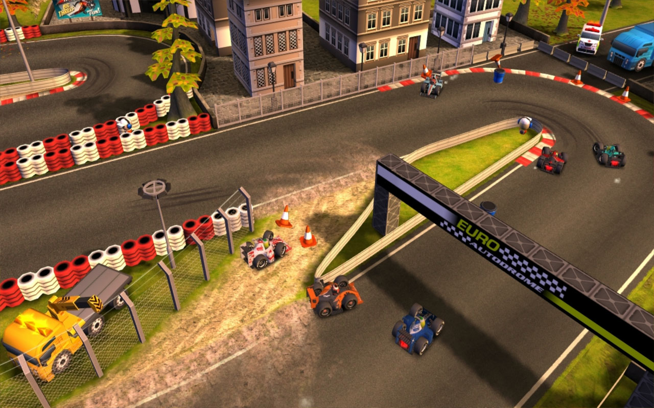 Bang Bang Racing THD coming soon to Tegra 2 Android devices