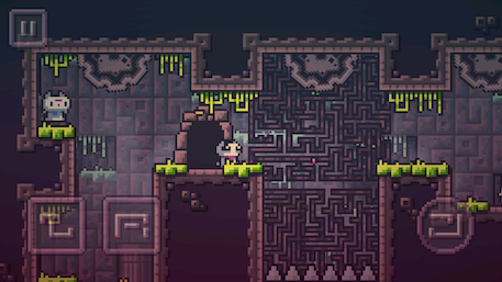 Reed review - A hardcore platformer delivered in bite-sized chunks of agonising difficulty