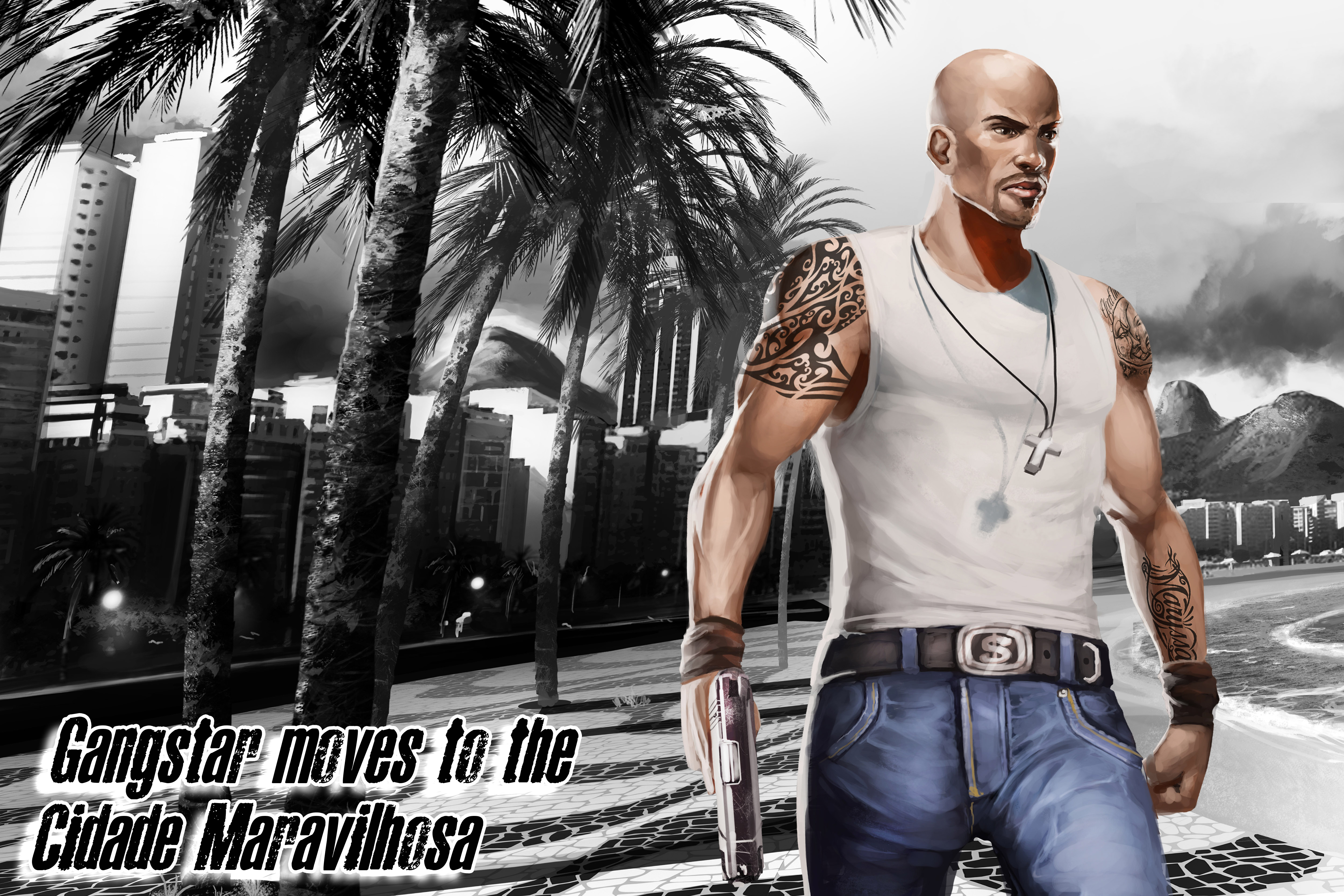 Hands-on with Gangstar Rio on iPhone and iPad
