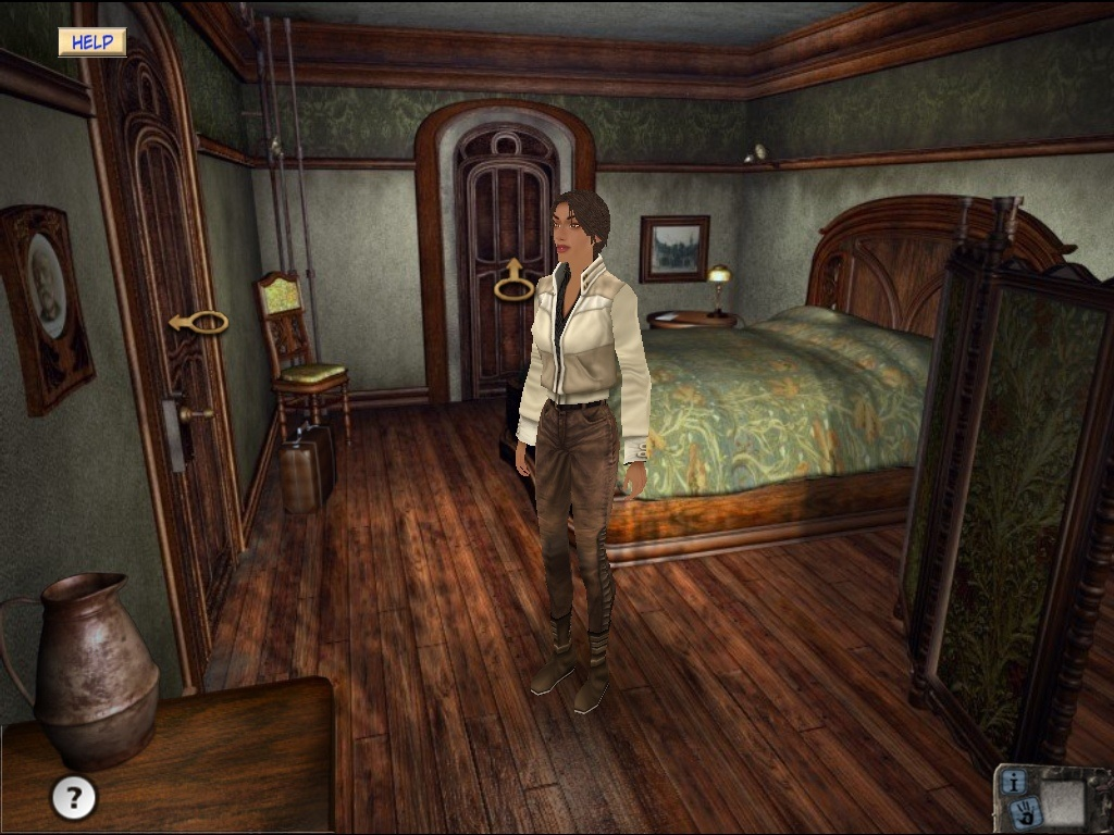 The 1st episode of Microids's classic point-and-click adventure Syberia is now available on the App Store