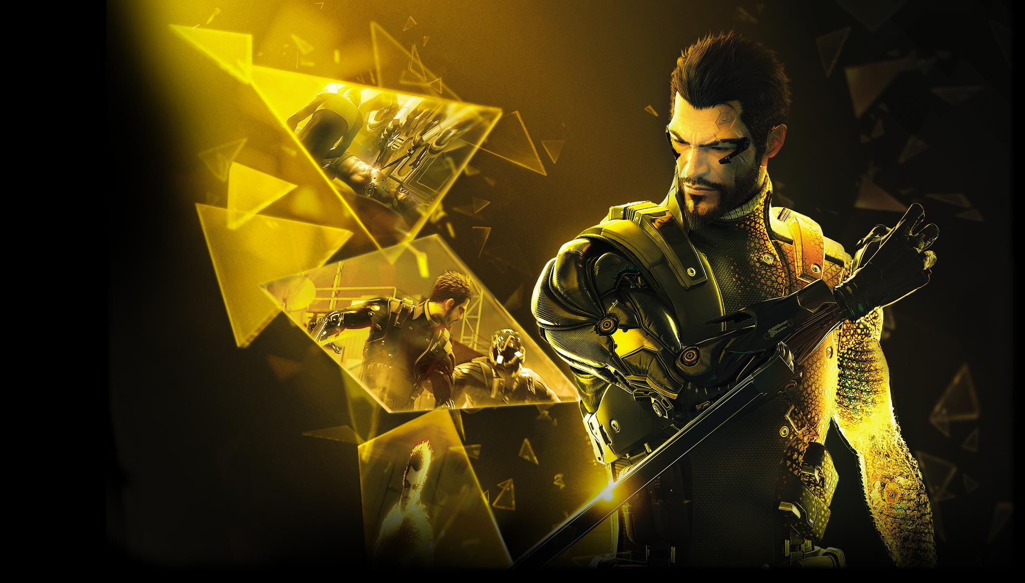 "On June 8 Square Enix will showcase ""new projects"" in the Deus Ex universe, possibly Deus Ex GO"