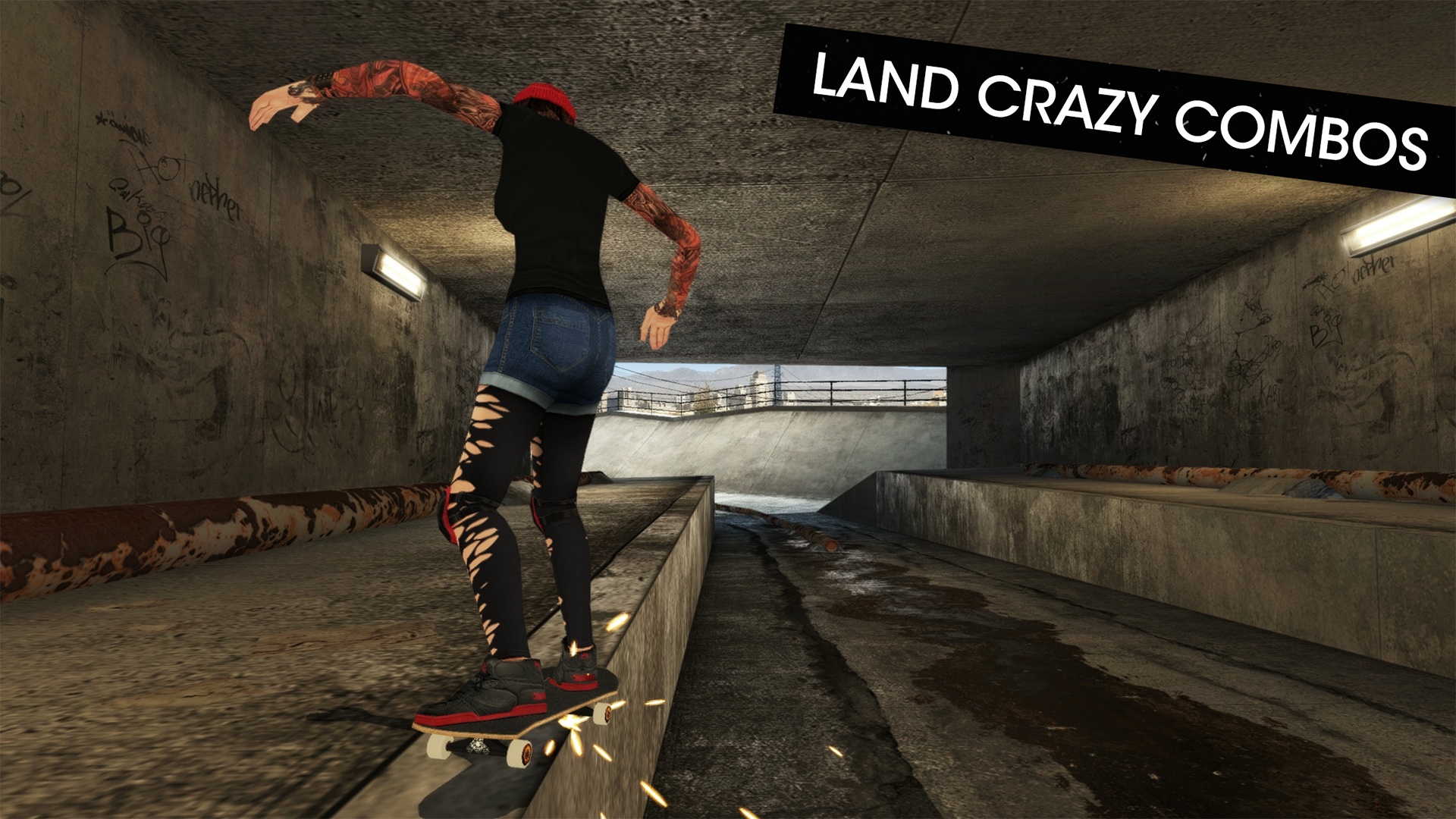 [Update] Skateboard Party 3 is trying really hard to be mobile's Tony Hawk, out now on iOS