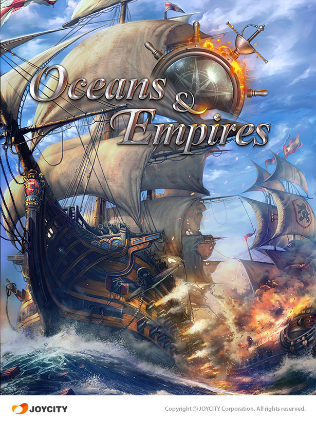 Pre-registration is now open for JoyCity's upcoming ocean strategy game Oceans & Empires