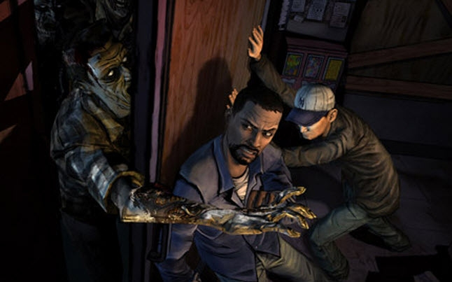 Telltale's The Walking Dead: Season 3 is going to be revealed on Sunday, coming this fall