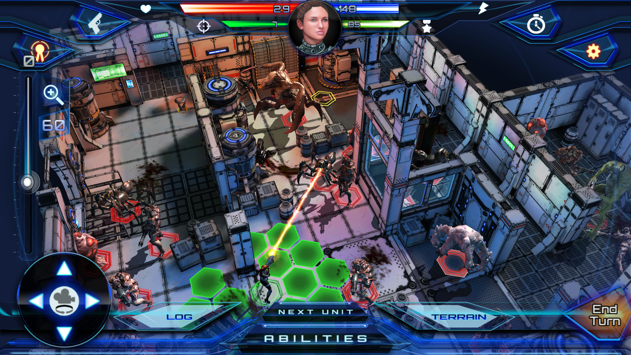 The isometric tactical RPG Strike Team Hydra launches on iPhone and iPad