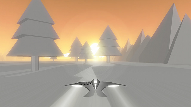 Outrun the horizon when Race The Sun speeds onto mobile this month
