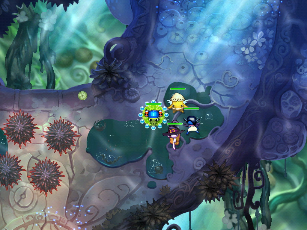 Silver Award-winning iPhone RPG Squids gets iPad support and more in 'massive' update