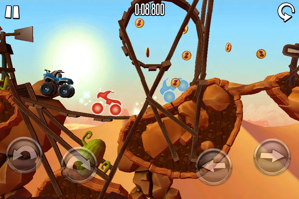 Trials HD dev's platform racer MotoHeroz heading to iOS on March 15th
