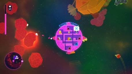 Lovers in a Dangerous Spacetime icon