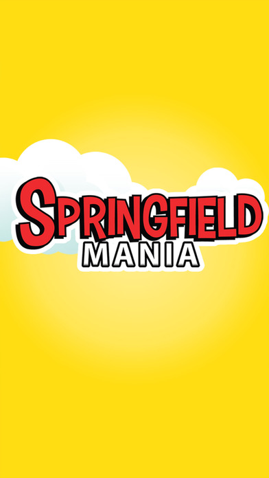 Springfield Mania is a Simpsons quiz for iOS and Android that's out right now