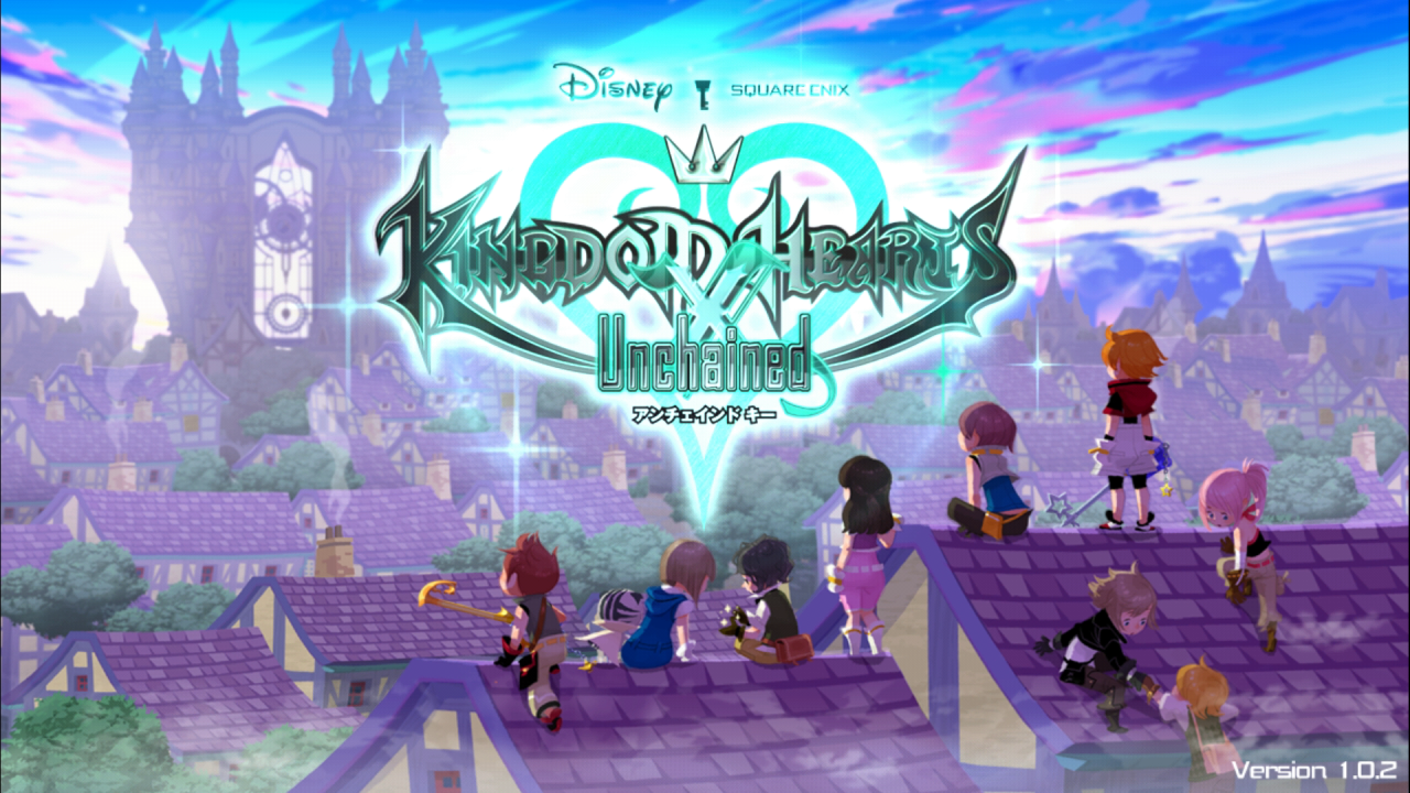 [Update] Kingdom Hearts Unchained Chi is on now iOS and Android in the US, but you can still get it