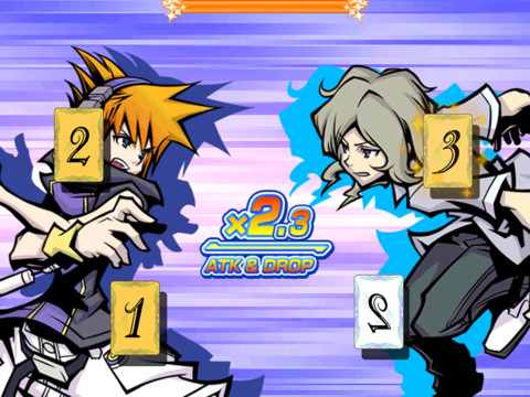 The World Ends with You goes half price on iOS - now £6.99 / $9.99