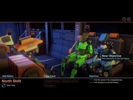 Subsurface Circular review - A brief but brilliantly told tale