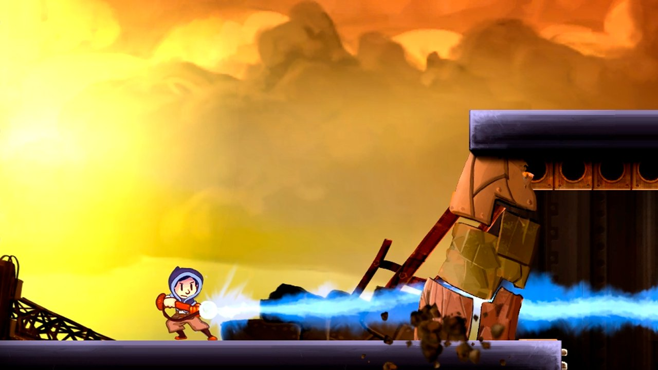 Teslagrad is a gorgeous-looking forthcoming puzzle-platformer with a scientific bent for Vita