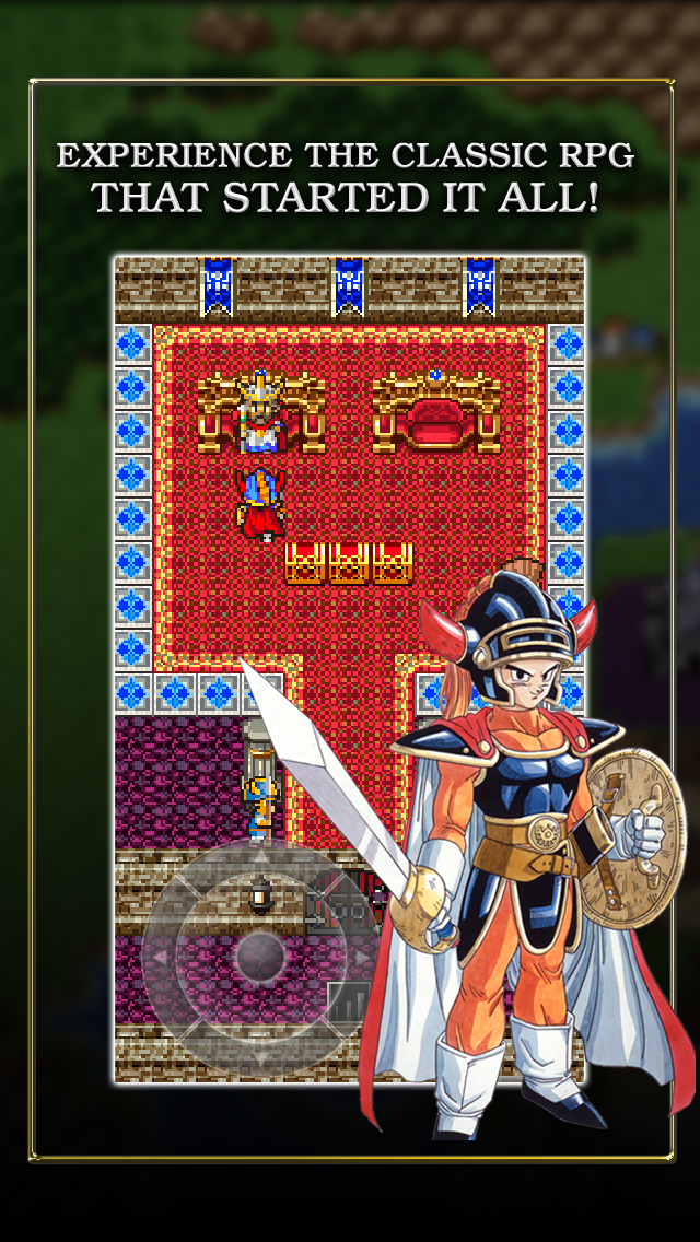 [Update] Out now: Dragon Quest I is a classic JRPG shifted into portrait for iPhone, iPad, and Android