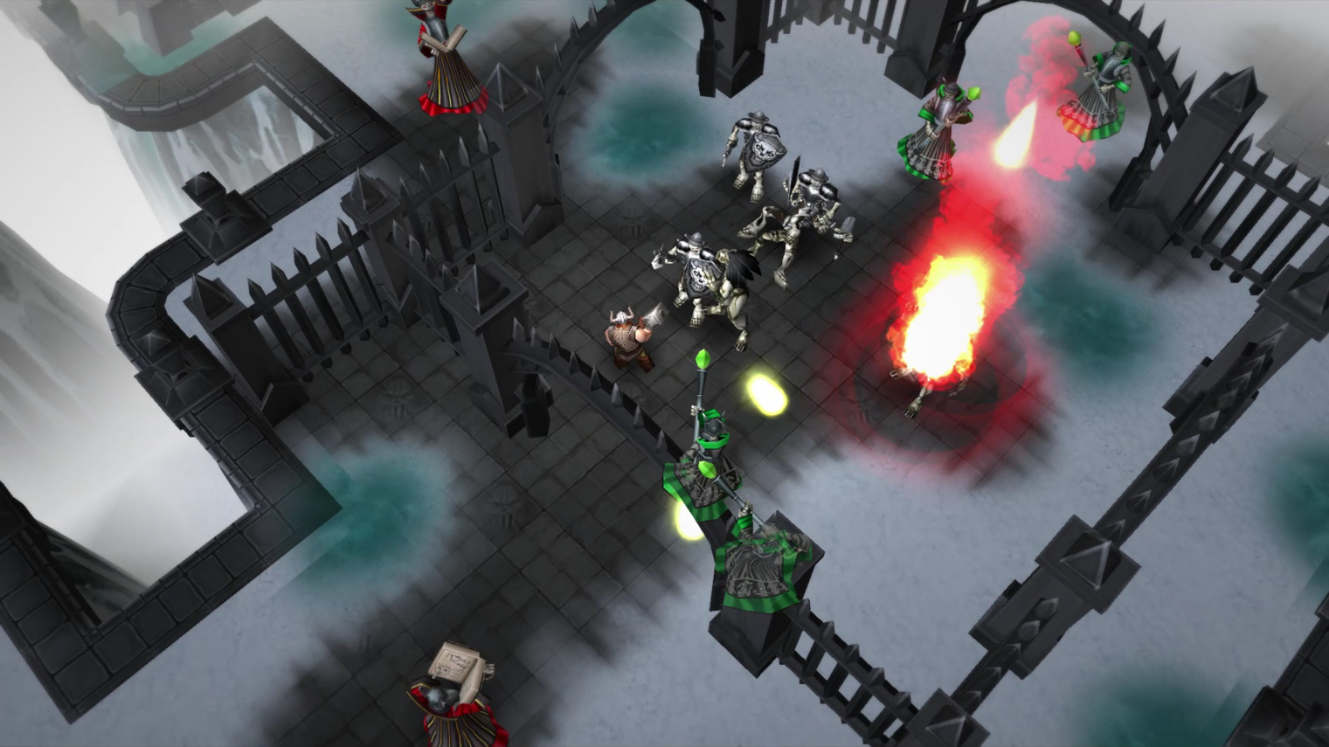 [Update] The gory dwarven hack 'n slash, Runic Rampage, drops on iOS a day early