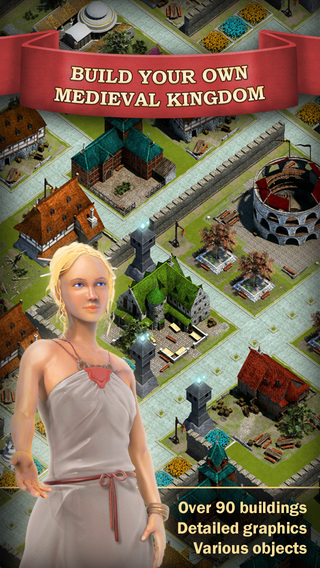 City building and card battling merge in World of Kingdoms 2, on iOS now