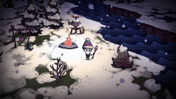 Don't Starve: Pocket Edition will work on your iPhone starting tomorrow