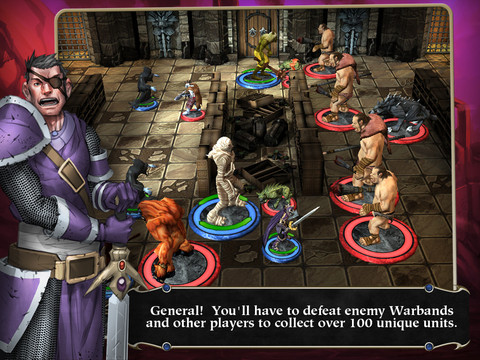 [Update] Tactical battler Dungeons & Dragons: Warbands assembles for conflict in Canada