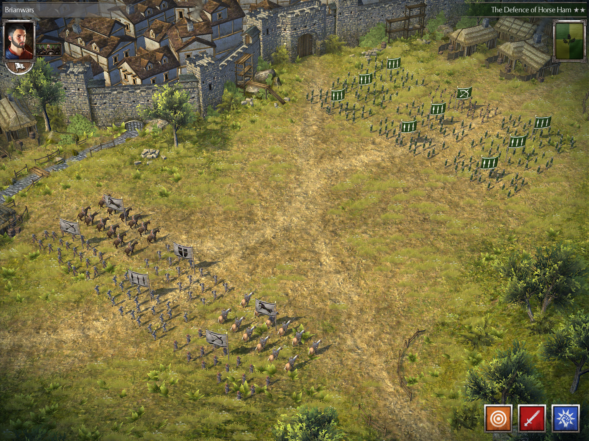 Total War Battles: Kingdom - If you build it, you'll probably have to fight over it