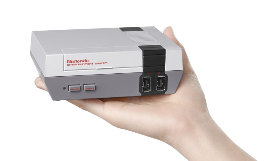 A year after Nintendo took it off the market, the NES Mini is back in stock