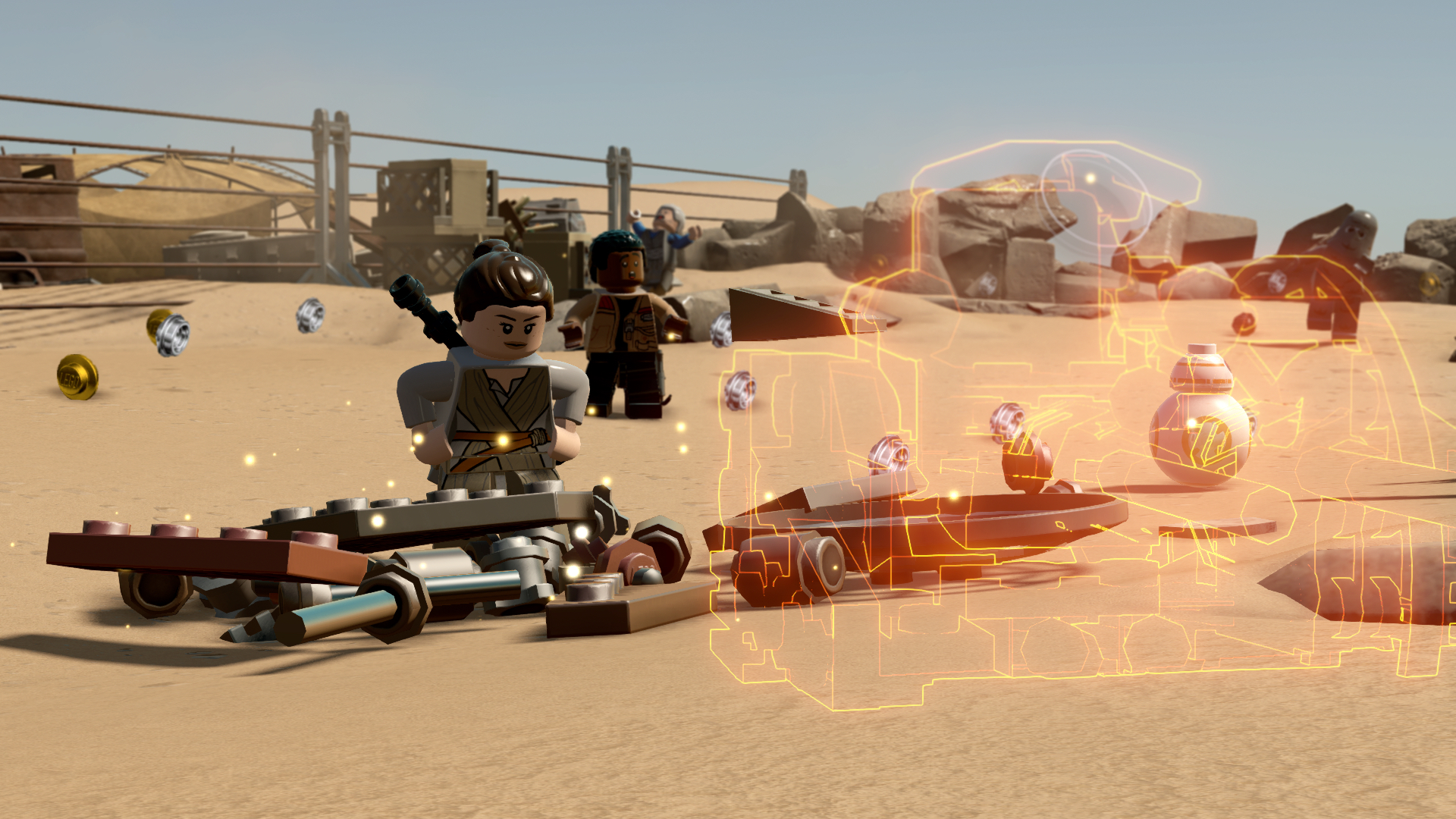 LEGO Star Wars: The Force Awakens - Sith'ting its way to success