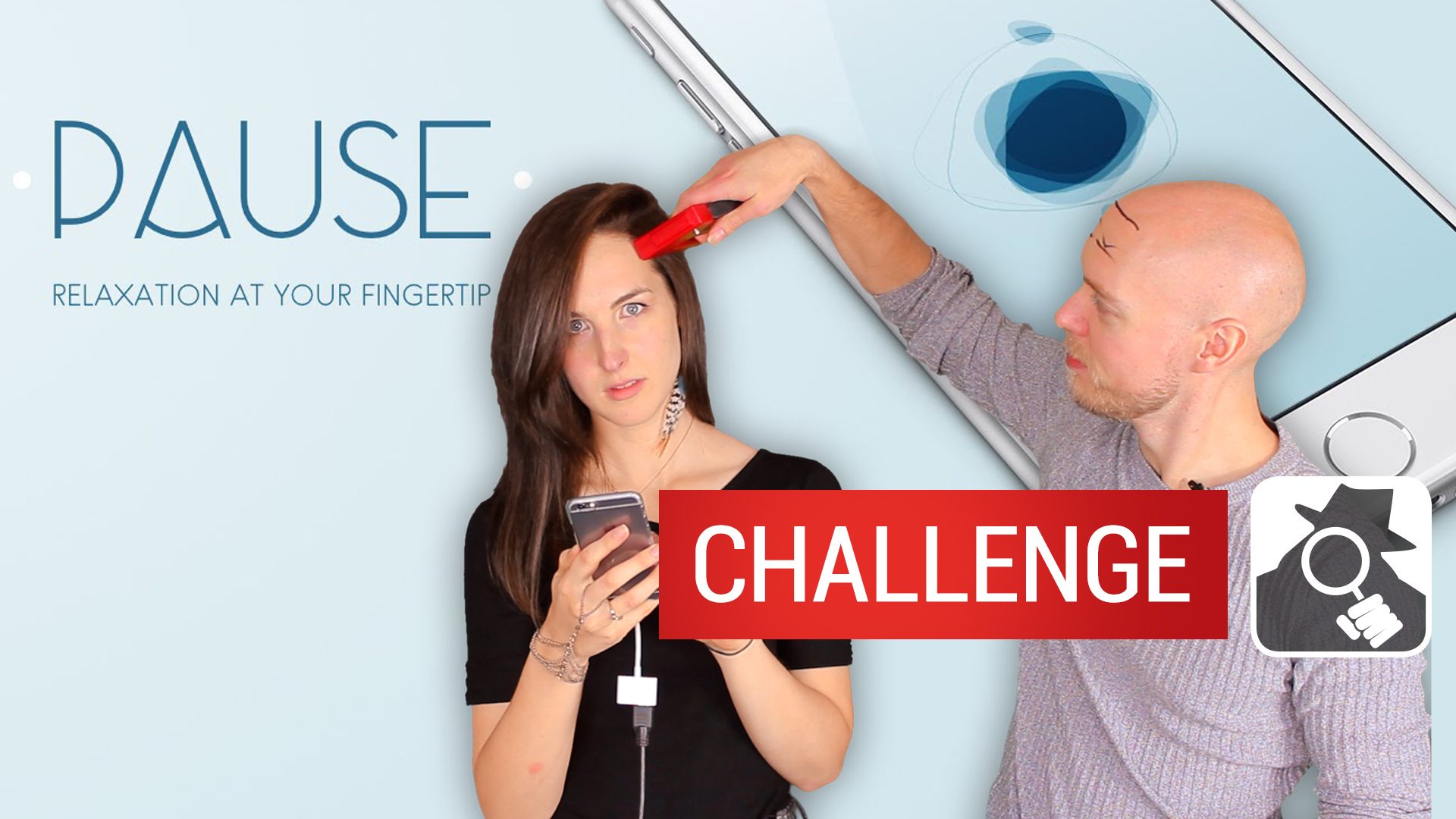 Does ustwo's relaxation app Pause really work? Find out in the first AppSpy Challenge video